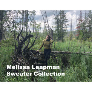 Melissa Leapman Sweater Collection eBook