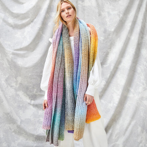 View larger image of 06 Four Scarves in Amoroso PDF