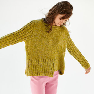 18 Pullover in Mary's Tweed PDF