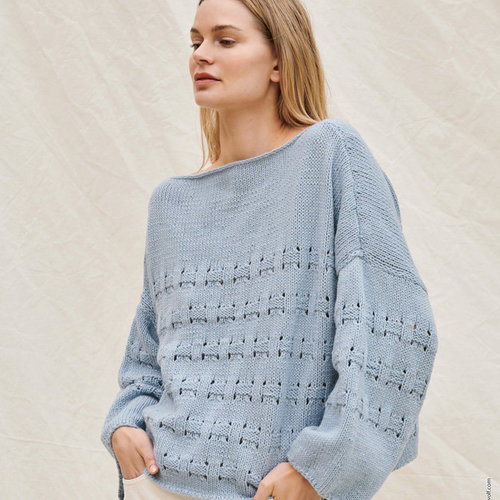 View larger image of 27 Pullover in Linea Pura Fourseason PDF