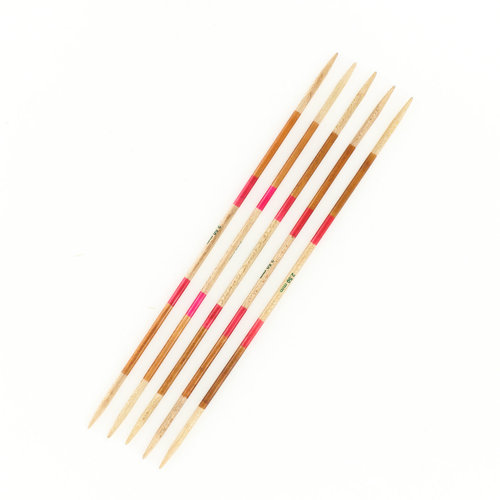 View larger image of Ayurveda 6 Inch Double Pointed Needle