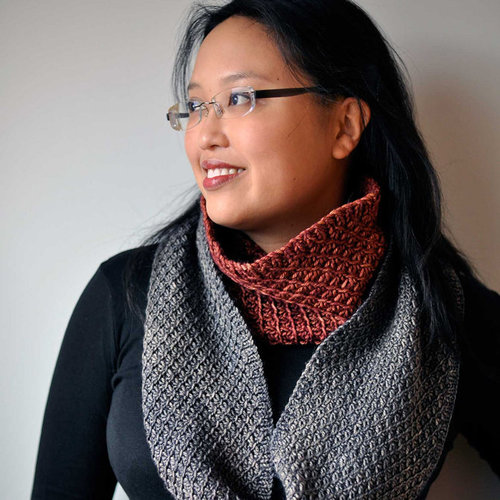View larger image of Cross Stitch Cowls PDF