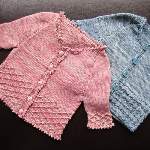 View larger image of Too Cute for Two Cardigans PDF