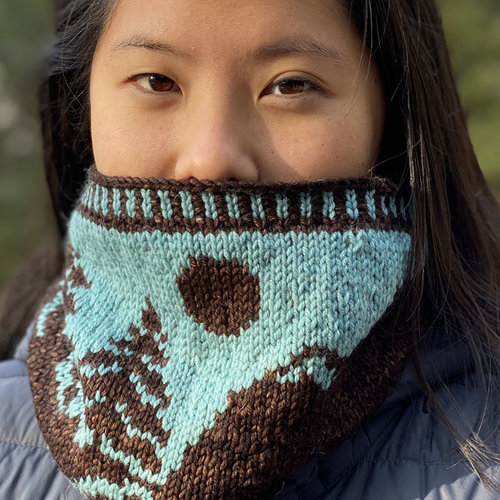 View larger image of Bear in the Woods Cowl PDF