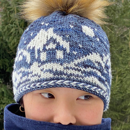 View larger image of Silent Snow Hat PDF
