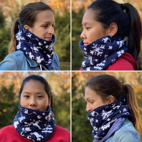 View larger image of Woodland Dream Cowl PDF