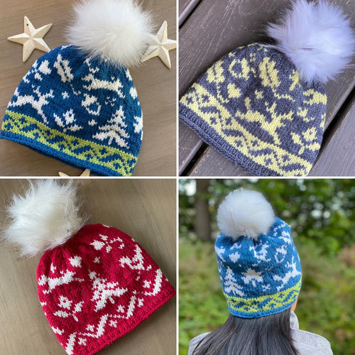 View larger image of Woodland Dream Hat PDF