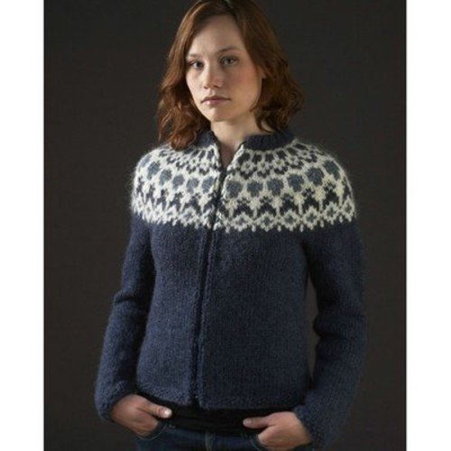 View larger image of Hela Short Cardigan with Zip (Free)