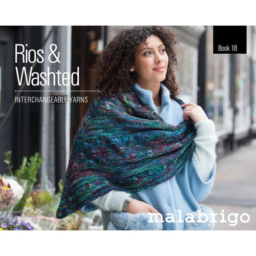 View larger image of Book 18 - Rios & Washted Interchangeable Yarns