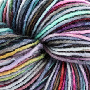 Silk Blend Space Dyed