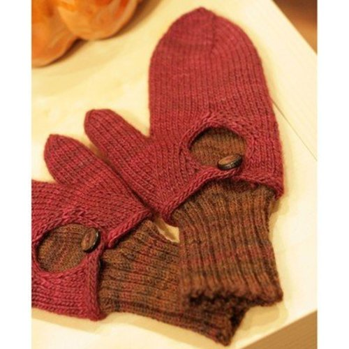 View larger image of Dimorphous Mittens PDF