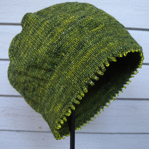 View larger image of Miss Fonssagrives Slouch Hat PDF