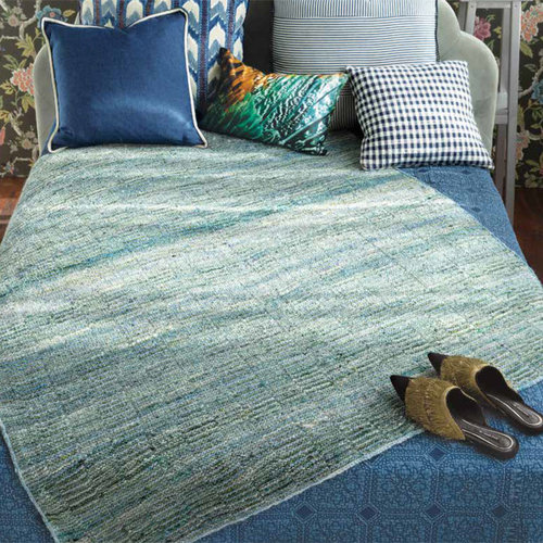 View larger image of 1421 Sequence Stripes Blanket PDF