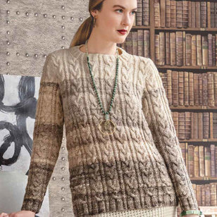 1506 Gradient Cable Pullover PDF