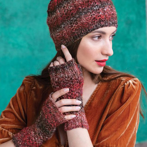 View larger image of 1517 Hat & Fingerless Mitts PDF