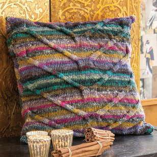 1723 Cabled Pillow Kit
