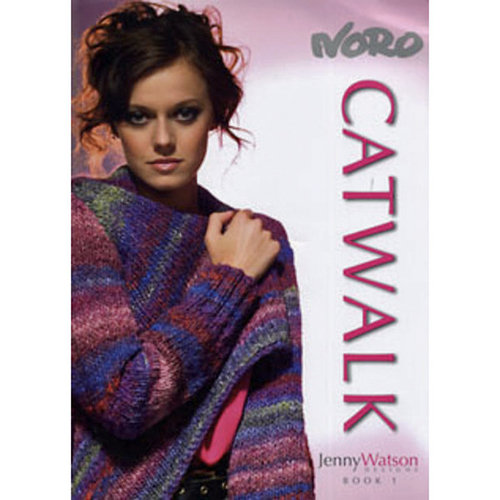 View larger image of Catwalk - Jenny Watson Designs Book 1