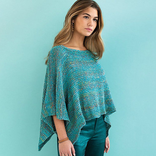 View larger image of Easy Peasy Poncho Kit