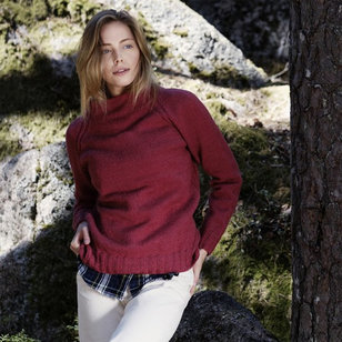 1018S Nalle Women's Knitted Pullover (Free)