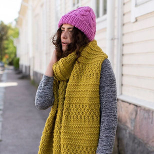 Aino Scarf in Hygge (Free)