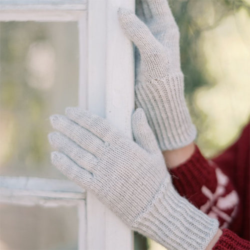 View larger image of Marja Gloves in Nalle (Free)