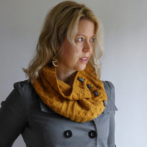 View larger image of Beekeeper Cowl PDF