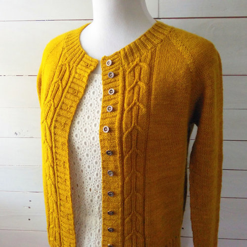 View larger image of Southwell Cardigan PDF