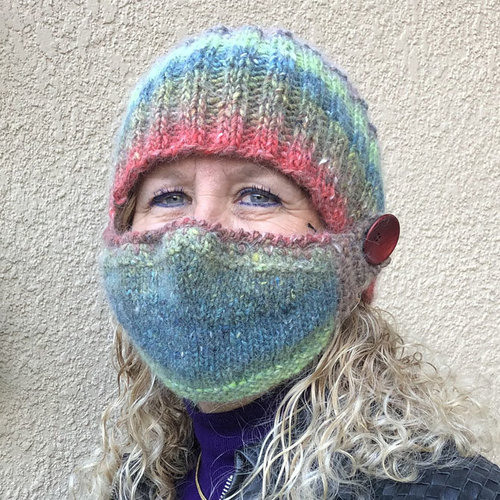 View larger image of Warm and Cozy Hat PDF