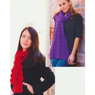 2746 Bell Lace Stole & Scarf