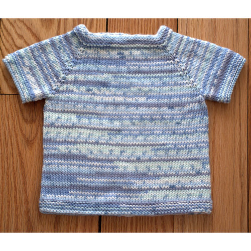 View larger image of 2833 Top Down Baby Pullover PDF