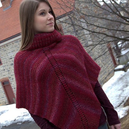 View larger image of 2868 Women's Poncho