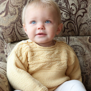 3125 Baby's Guernsey Pullover PDF