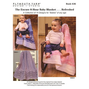 636 The Encore 8-Hour Baby Blanket...Refreshed PDF