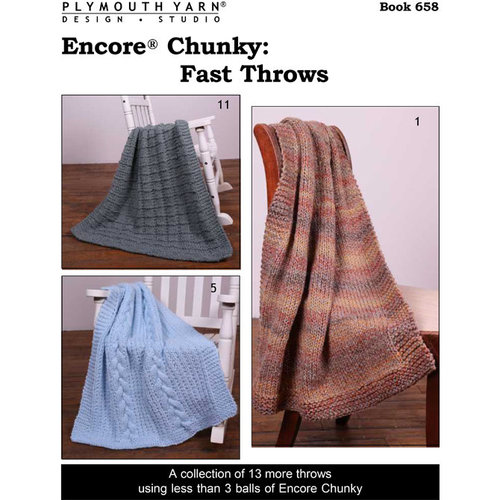 View larger image of 658 Encore Chunky: Fast Throws PDF