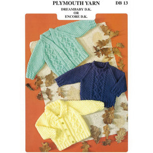 DB13 Dreambaby DK Sweater And Cardigans PDF