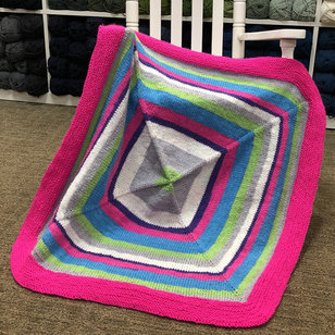 F835 Inside - Out Baby Blanket (Free)
