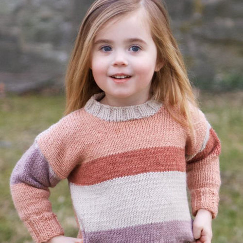 View larger image of F962 Hot Cakes Child's Pullover (Free)
