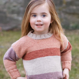 F962 Hot Cakes Child's Pullover (Free)