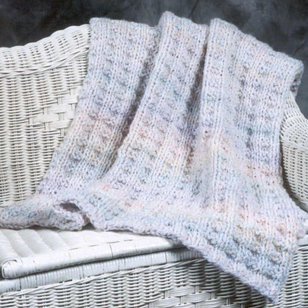 P279 Baby Afghan in 3 Sizes PDF