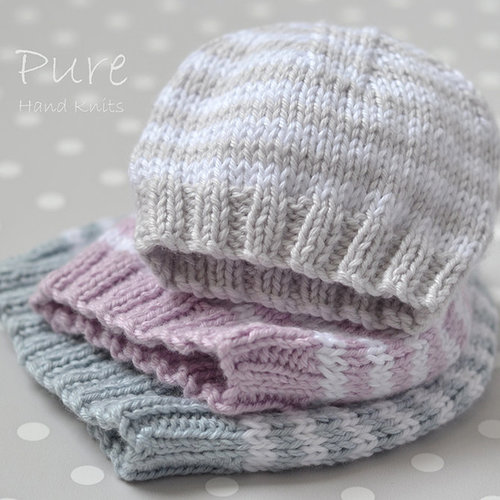 View larger image of Little One Hat PDF