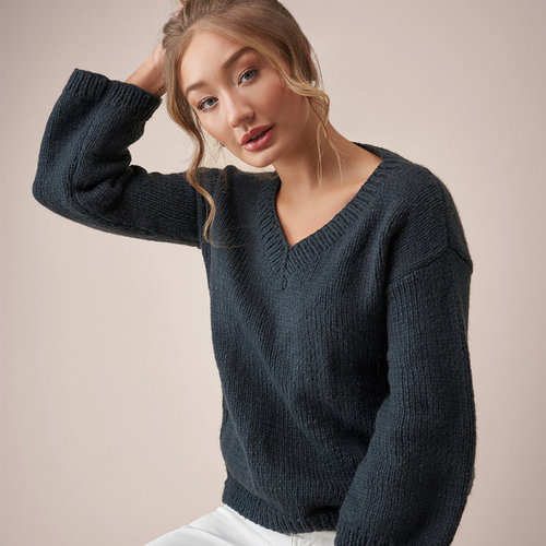View larger image of 05 V-Neck Sweater PDF