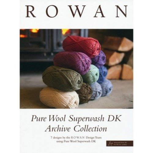 View larger image of Archive Collection Pure Wool Superwash DK