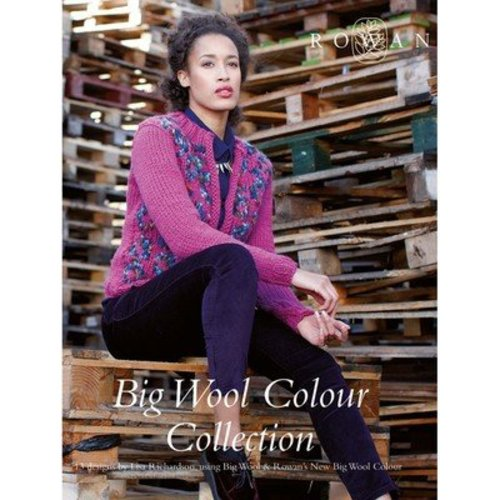 View larger image of Big Wool Colour Collection