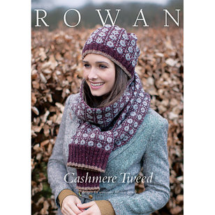 Cashmere Tweed Collection