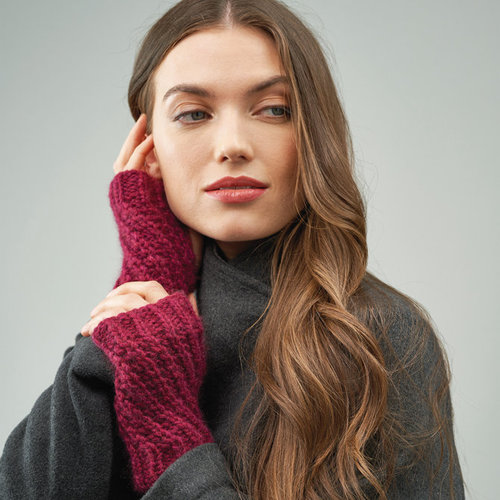 View larger image of Margot Wrist Warmers (Free)