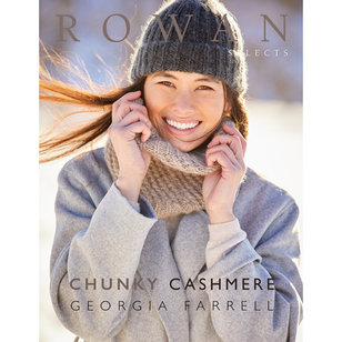Selects Chunky Cashmere Pattern Book