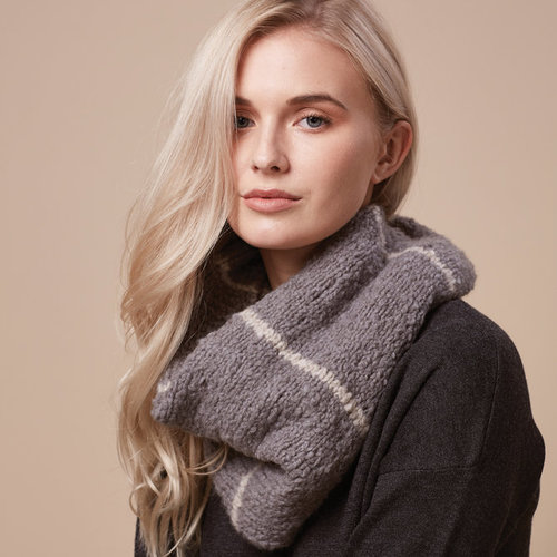 View larger image of Striped Snood (Free)