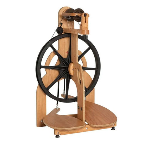 View larger image of Cherry Ladybug Spinning Wheel - Limited Edition