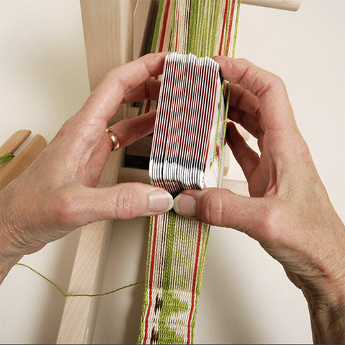View larger image of Weaving Cards