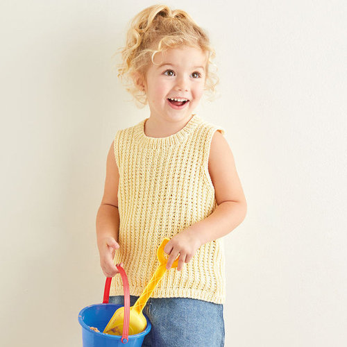 View larger image of 2572 Net Tops in Snuggly 100% Cotton PDF